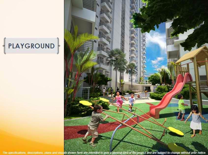 Solana Condominium Childrens Playground Area