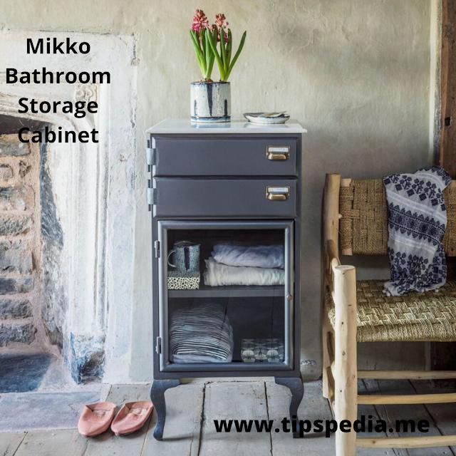 mikko bathroom storage cabinet