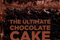 The Best Ultimate Chocolate Cake
