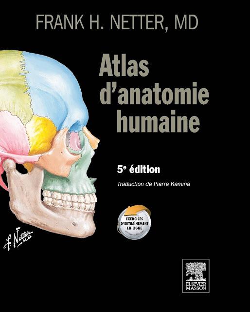 Atlas d'anatomie humaine (5e édition)