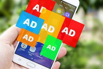 Penyebab dan cara mengatasi iklan sering muncul di android terbaru 2020