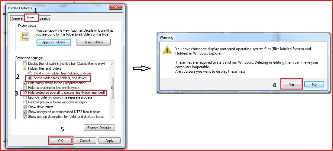 Cara Mengembalikan File yang Hilang Akibat Virus di Komputer