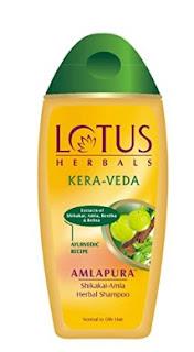 Lotus-Herbals-Kera-Veda-Shampoo