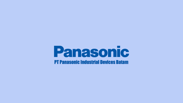 Logo PT Panasonic Industrial Devices Batam