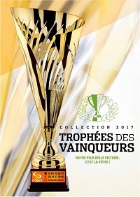 c sport catalogue troph es des vainqueurs 2017 coupes m dailles troph es. Black Bedroom Furniture Sets. Home Design Ideas
