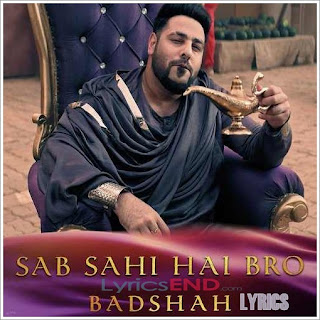 ALADDIN Lyrics - Badshah Indian Pop [2019]