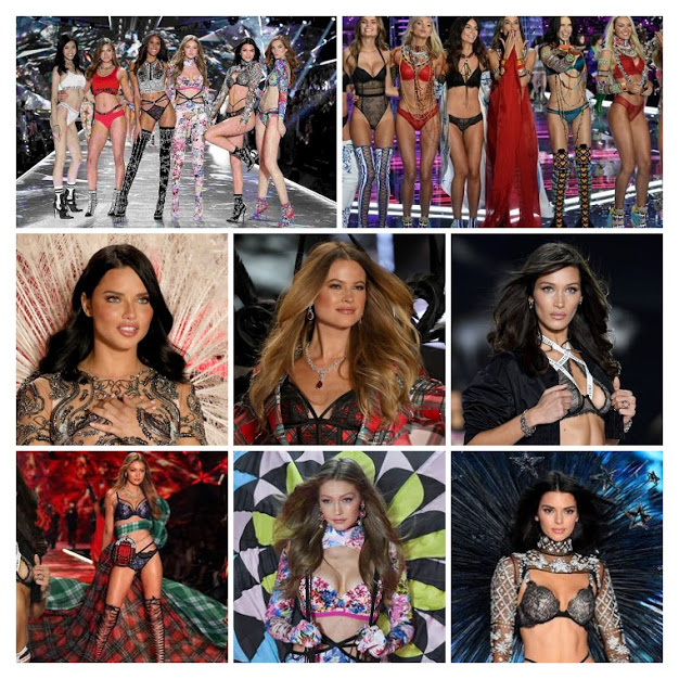 VICTORIA'S SECRET FASHION SHOW 2018: KENDALL JENNER, GIGI