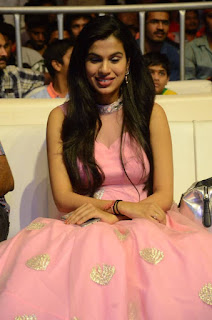 Singer Sravana Bhargavi Stills At Sardaar Gabbar Singh Audio Launch  0005