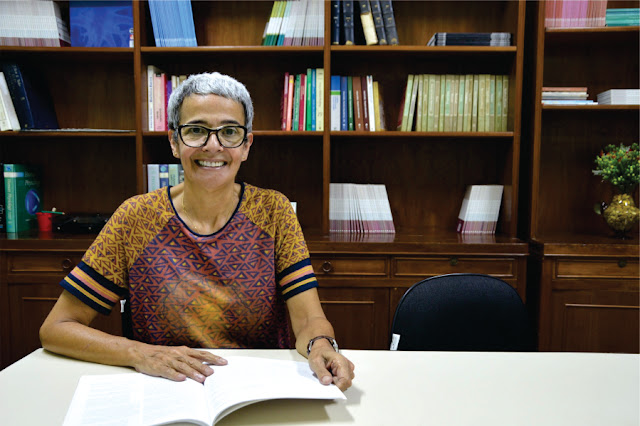 Psicóloga Virgínia Ferreira