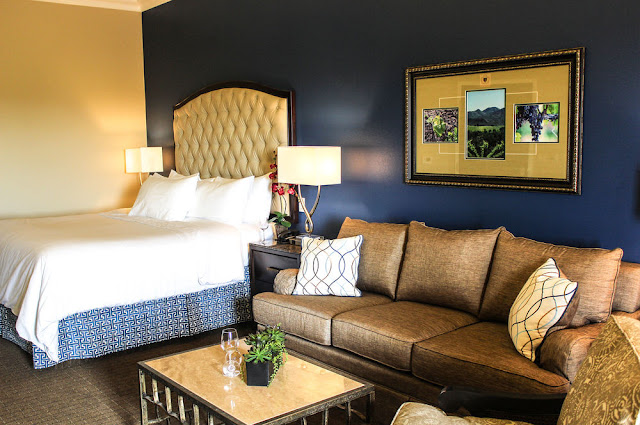 Among California winery resorts, Carter Estate Winery & Resort stands out as an upscale Temecula resort featuring private balconies, wine tasting and more!