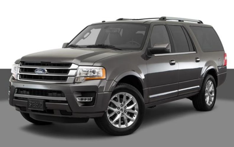 2017 Ford Expedition Length