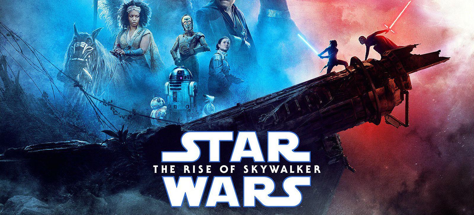 Star Wars Episodio 9 L'Ascesa di Skywalker: abbiamo poster ...