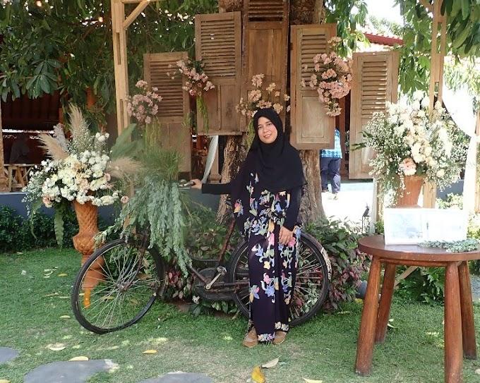 Akad dan Resepsi Pernikahan di Bilik Kayu Heritage Resto Jogja