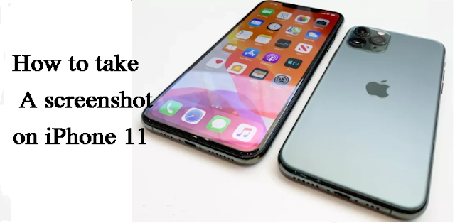 The answer is given in this article. Please read the steps to take a screenshot on iPhone 11 carefully.