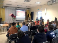 сотрудники МЧС и ВДПО провели Всероссийские открытые уроки по основам безопасности и жизнедеятельности