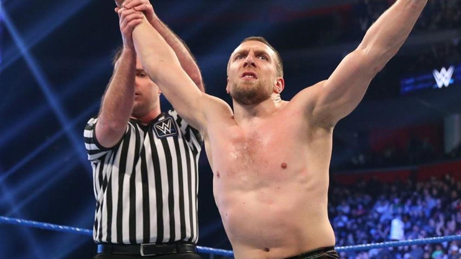 Daniel Bryan deverá seguir afastado da WWE