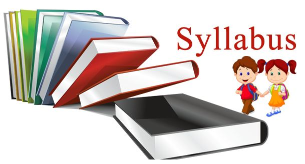Syllabus for MP Board 2020
