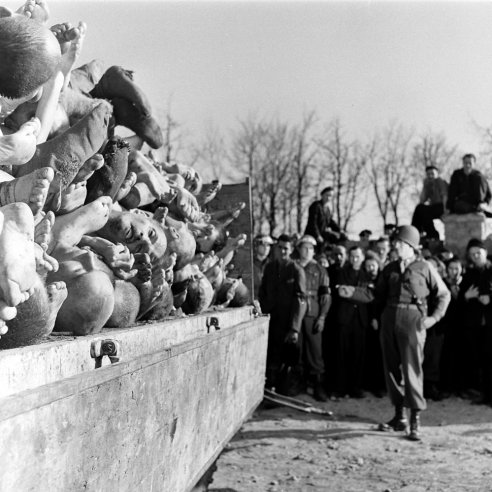 The Liberation Of Buchenwald April 1945 Vintage Everyday