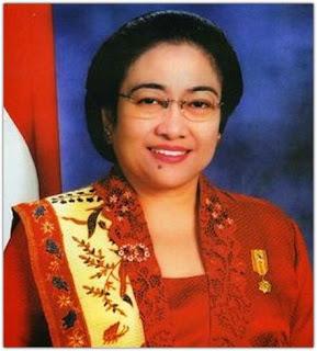 Megawati Soekarnoputri Menjadi Presiden