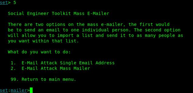 Mass mailer