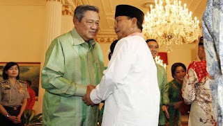 Prabowo Ingin Bertemu SBY Malam Ini