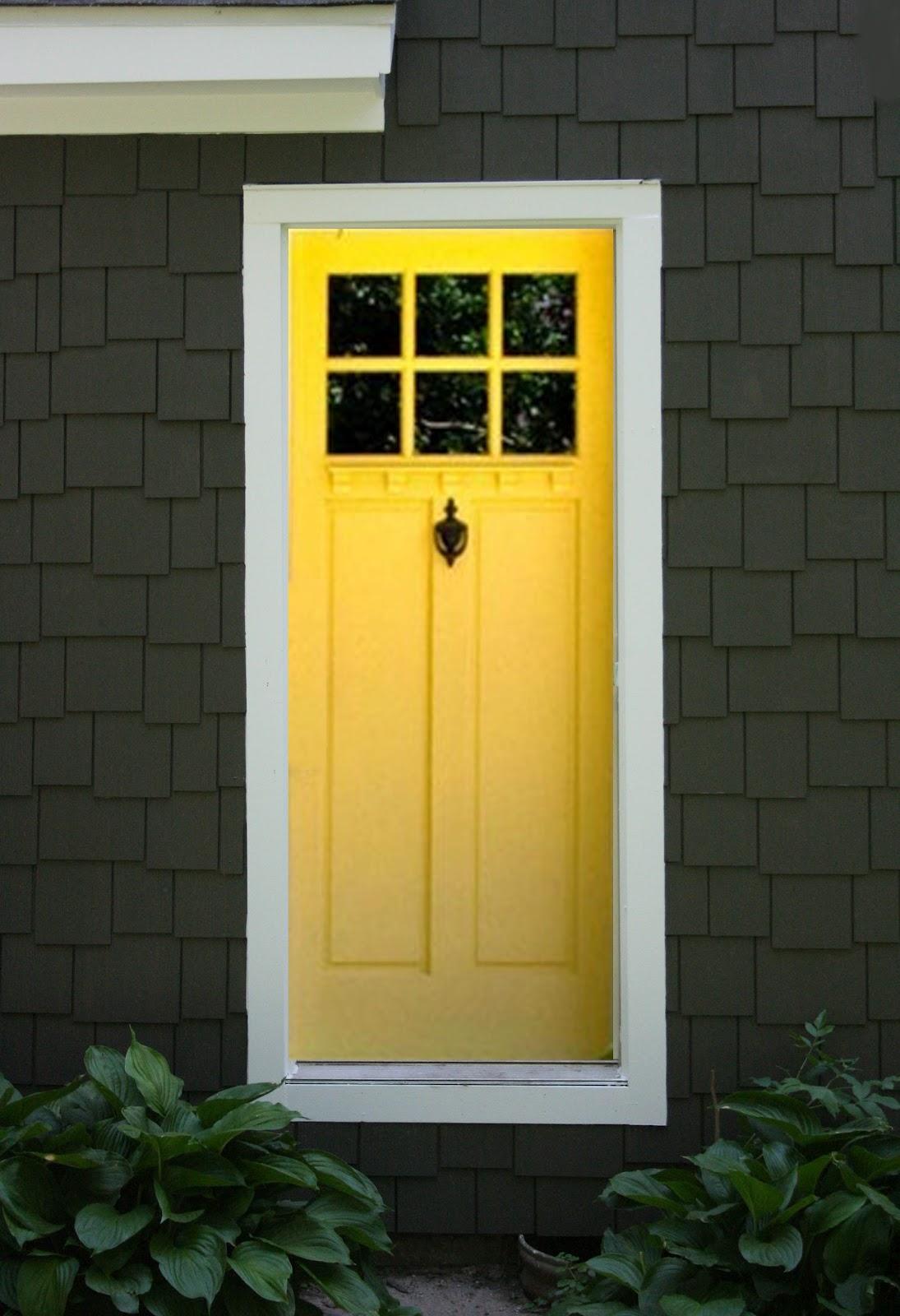 Exterior Door Colors: Charming Doodle...sew It, Build It!: Which Door Color?