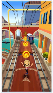 Subway Surfers 1.58.0 APK coins