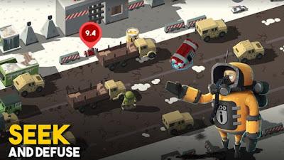 Bomb Hunters v0.1 (Mod Apk Money)