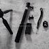 مراجعة عصا السيلفي مع تريبود للتصوبر Mini Tripod Mount Selfie Stick مع تخفيضات رائعة