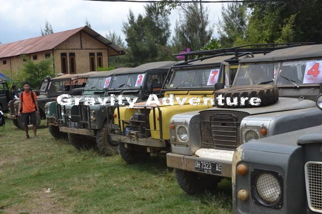 PAKET OUTBOUND OFFROADDAN FAMILY GATHERING GRAVITY ADVENTURE