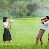Tips Ngeblog: Pacu Semangat, Jangan Kasih Kendor