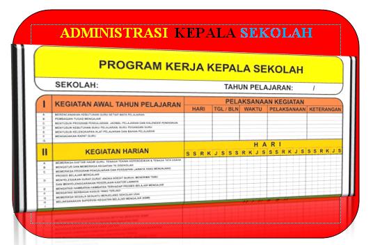 Download Aplikasi Administrasi Kepala Sekolah Terbaru
