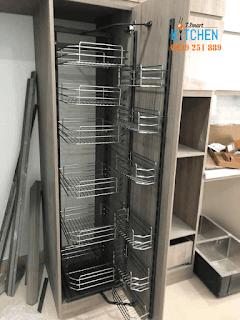 tủ đồ khô 12 rổ
