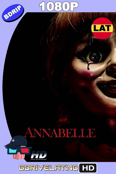 Annabelle (2014) BDRip 1080p Latino-Ingles MKV