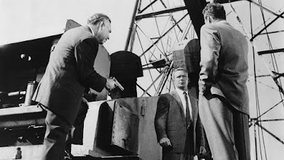 Nightfall - Aldo Ray, Brian Keith, and Rudy Bond