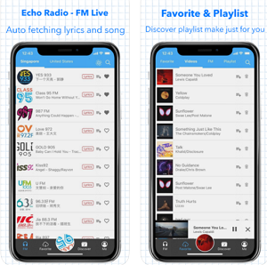 Music App of the Week - Echo Radio
