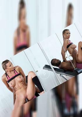 18+ Gym babe anal sex with Ebony stud-Venera Maxima XXX HDRip