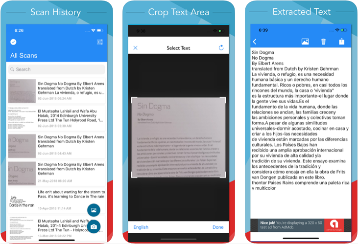 Text Scanner [OCR] v5.8.2 [Premium] [Latest] APK