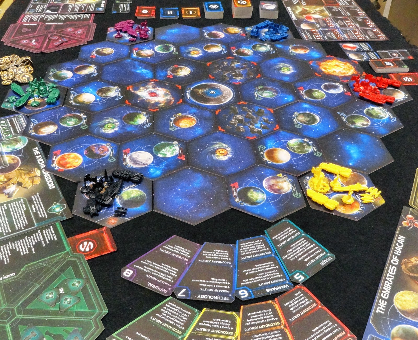 Twilight Imperium 4th Edition - A Wargamers Needful Things