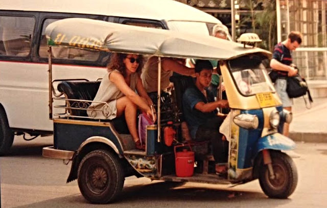 Tuktuk - 1992 - Bangkok - Thailand - the original