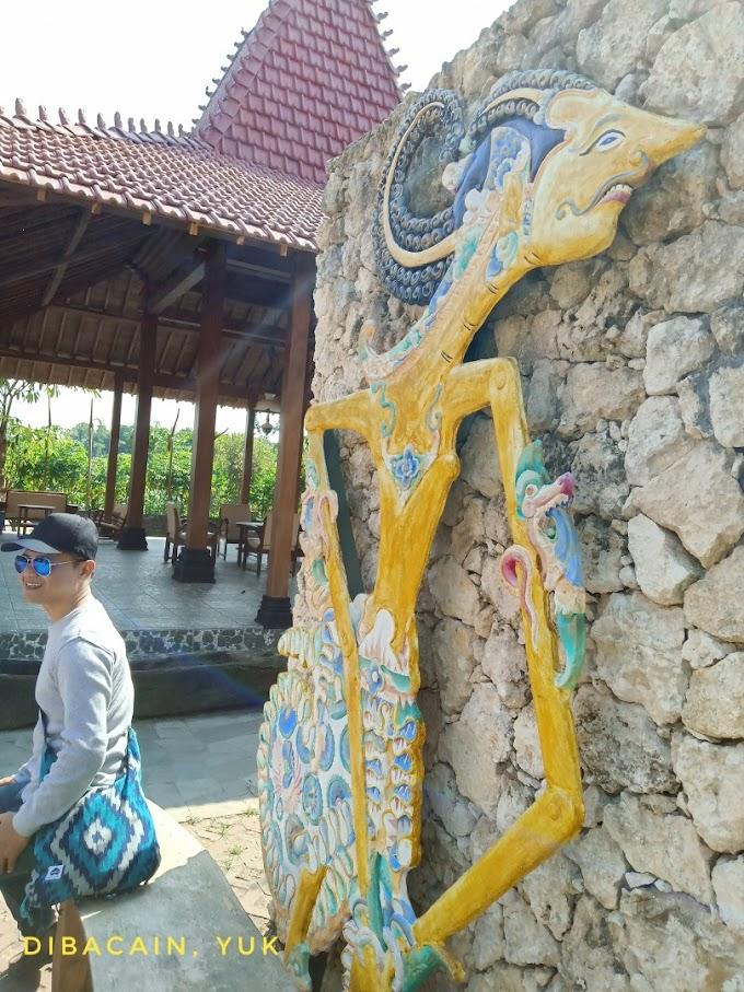 Figur Wayang Jadi Ciri Khas Balkondes Tumpangsari