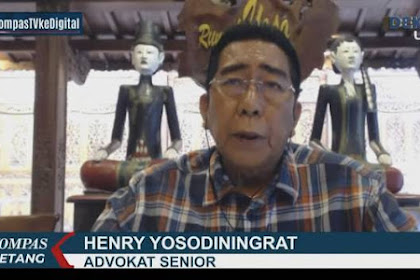 """Gak Main-main! Henry Yoso Laporkan Penyebar Hoaks """"Megawati Meninggal"""""""