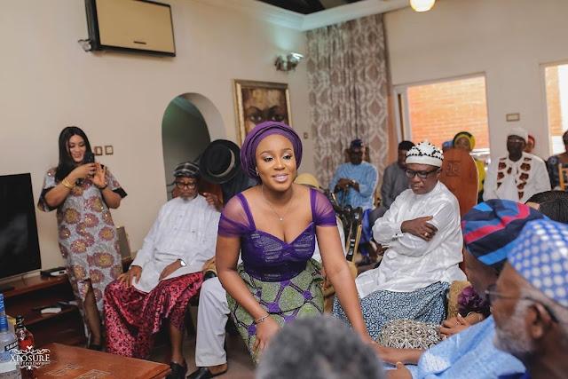 Adewale Adeleke's Wedding Introduction In Calabar
