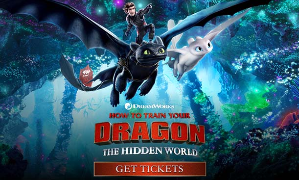 How to Train Your Dragon 3 (2019) Full Movie