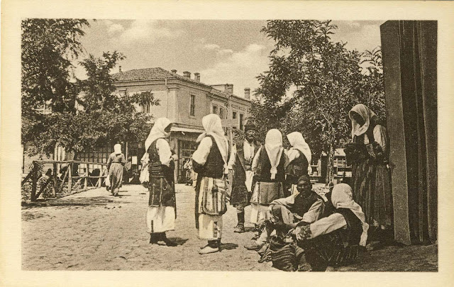 """Lenski"" Bridge, Bitola during WW1"
