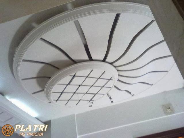 Municipales décorations en plâtre marocains