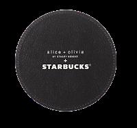 Starbucks X alice + olivia coaster