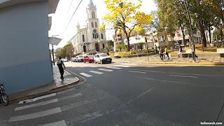 Igreja Matriz de Santa Rita do Sapucaí/MG.