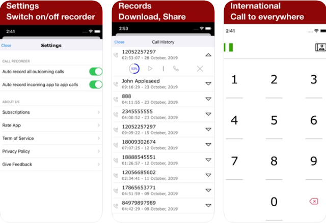 best call recording app for iPhone in 2020 5