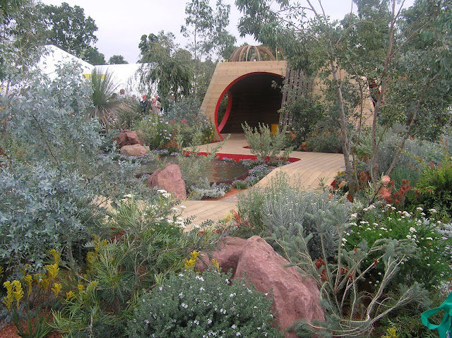 ogród australijski